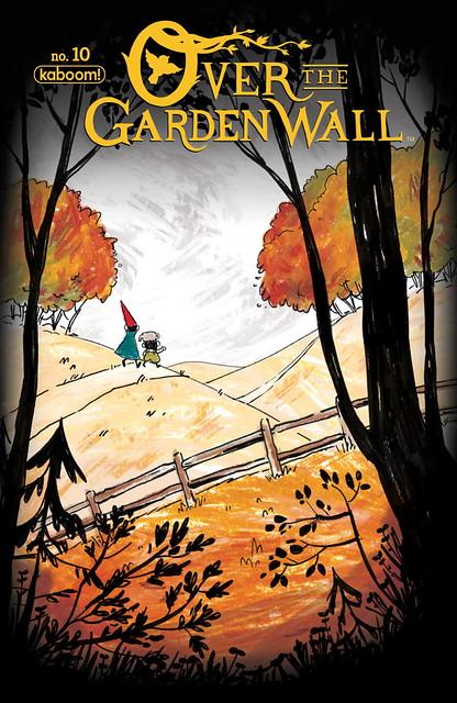 31589081124_89afc8a8da_z ComicList Preview: OVER THE GARDEN WALL #10