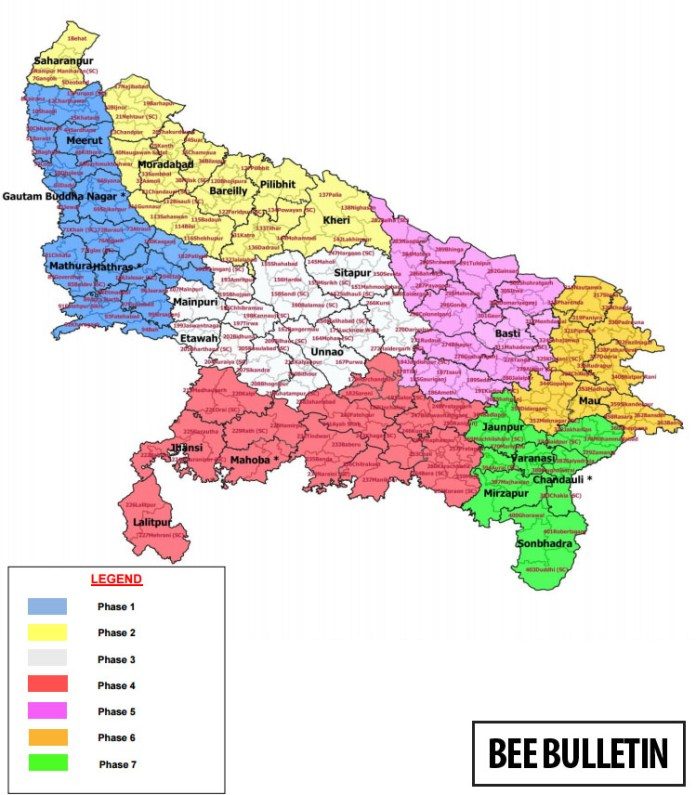 UP General Elections 2017