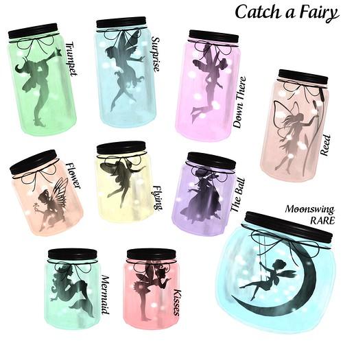 Catch a Fairy - key