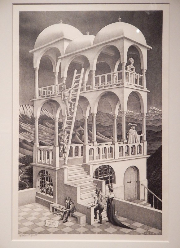 Journey to Infinity: Escher | ArtScience Museum