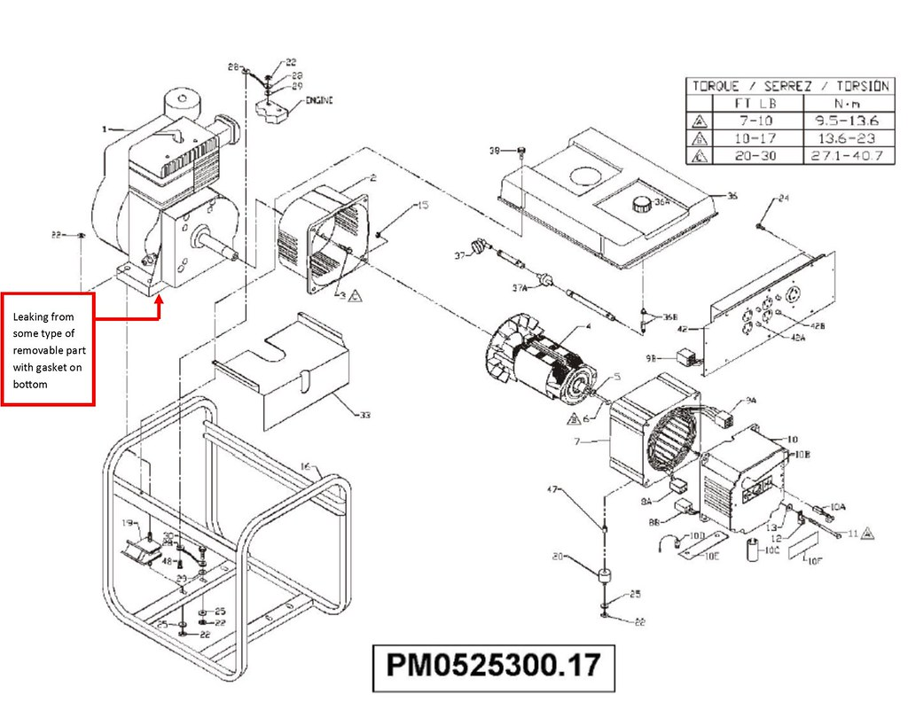 Onan Generator Carburetor Part Diagram