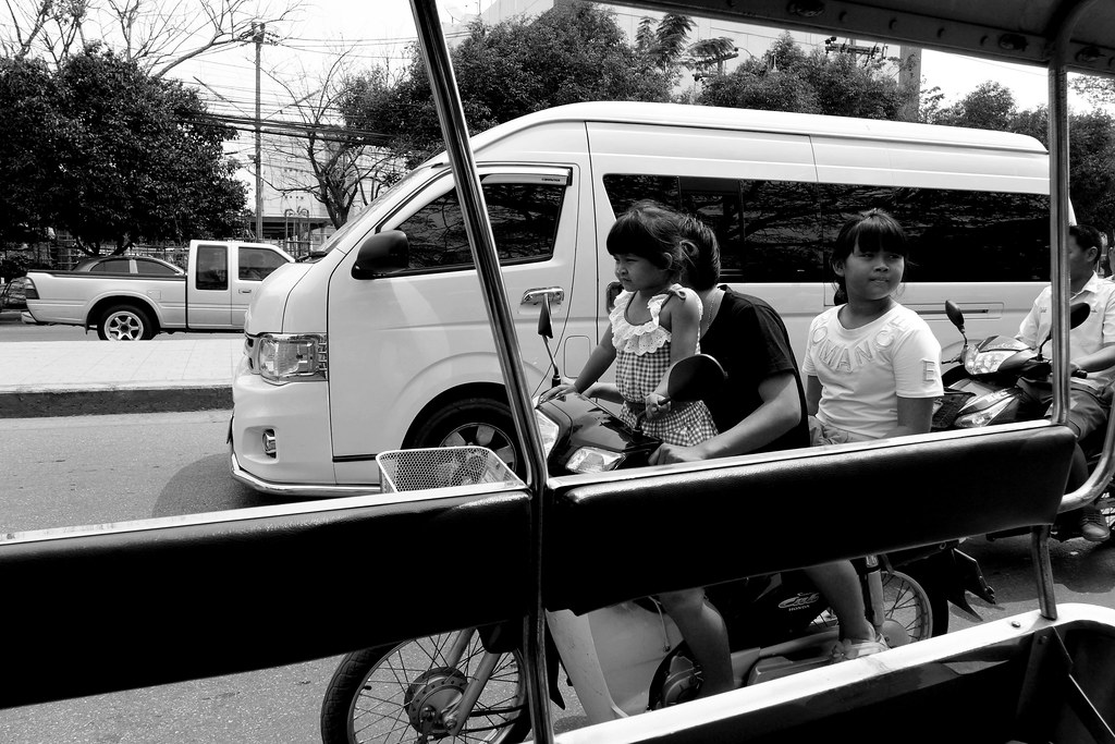Thaïlande - Ayutthaya - 004 - Promenade dans la ville