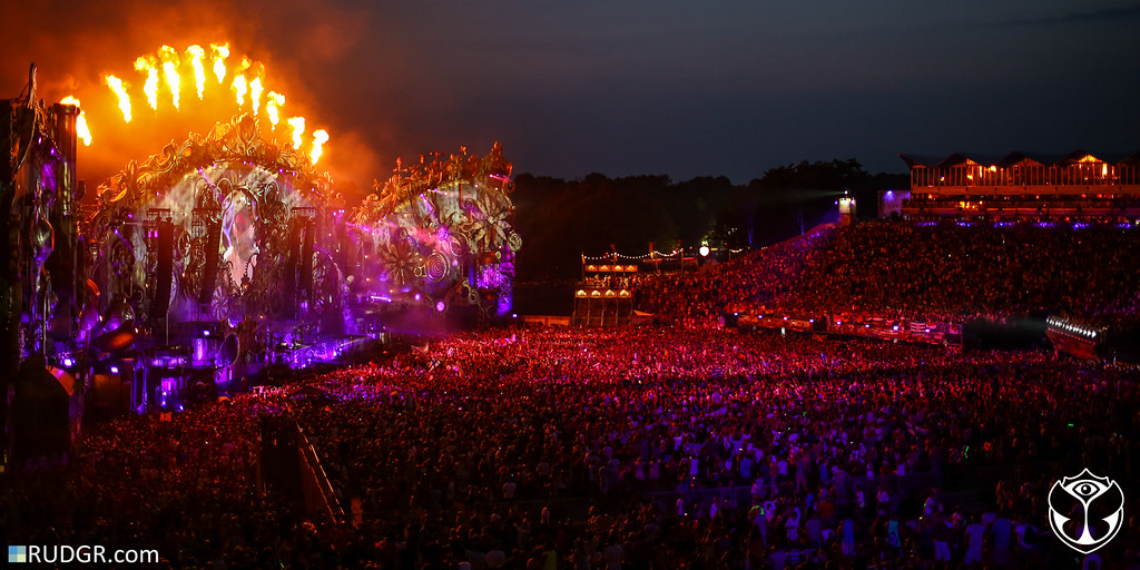 The 2014 Edition Of Tomorrowland Weekend II Images