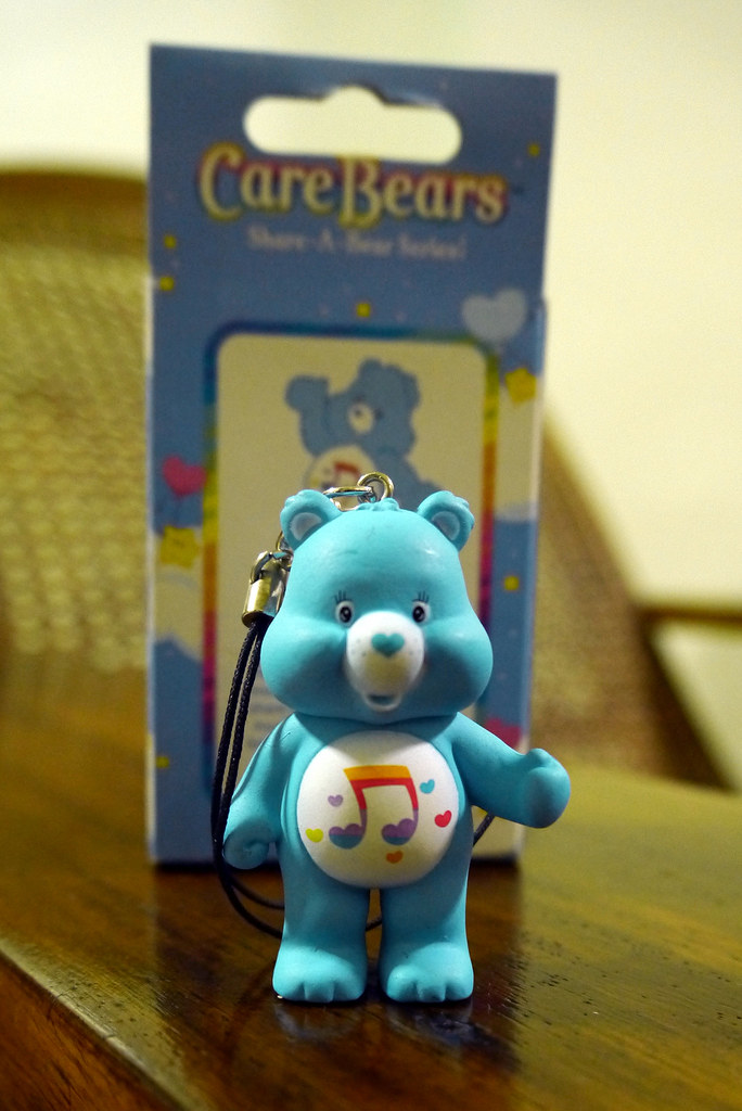 Care Bears Share-a-Bear 003 Heartsong Bear