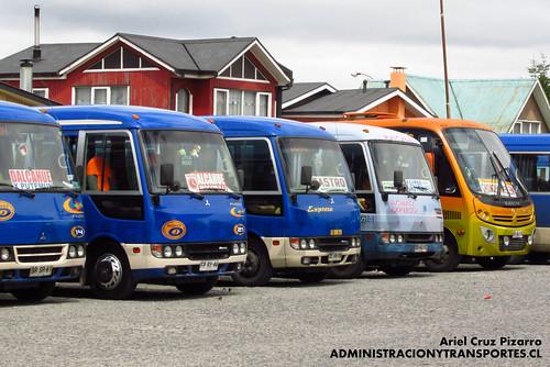 Buses Ojeda - Achao Expreso - Expreso Queilen