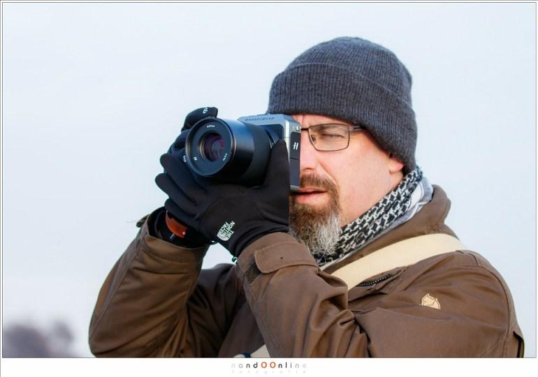 Een Hasselblad met een sensor van 50mp. Hoewel deze camera een sensor heeft die een cropfactor van 0,7 heeft, vereist een dergelijke resolutie misschien een aanpassing in de regel 1/[brandpuntsafstand * cropfactor)