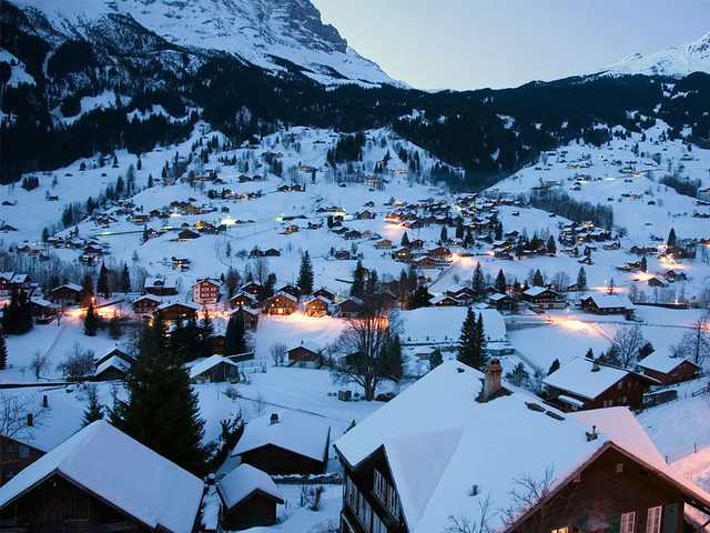 World's Most Magical Christmas Towns - 2