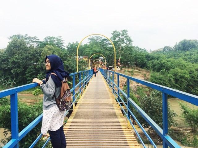 Wisata Hutan Kota Talang Indah Pajaresuk Pringsewu | Hola Darla