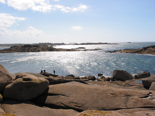 Pink Granite Coast Morlaix - Romance of Brittany France