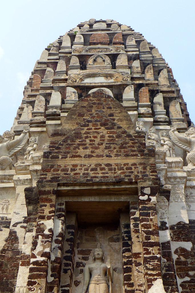 Thaïlande - Ayutthaya - 065 - Wat Ratchaburana
