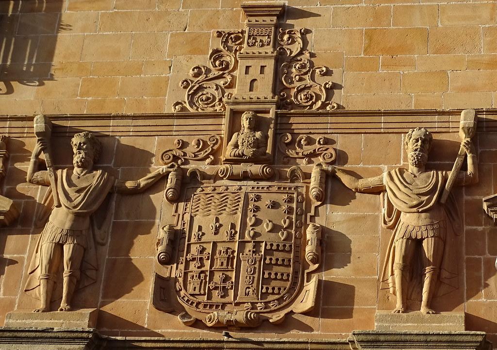 Escudo Heraldico de los Condes de Gómara Soria 01