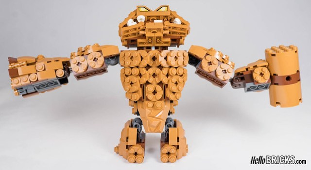 Lego 70904 - Batman The Movie - Clayface Splat Attack