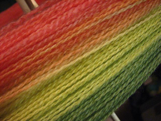 Hibiscus Gradient Shawl Yarn
