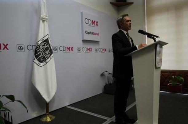 Legal, solicitud de Mancera de renuncia a su gabinete: consejero jurídico