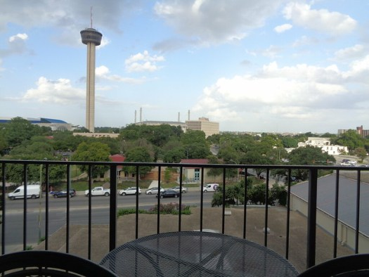 San Antonio Marriott Plaza