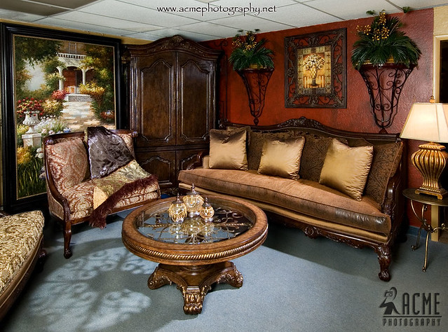 Tuscan Furniture Interior Photography Phoenix Az Flickr
