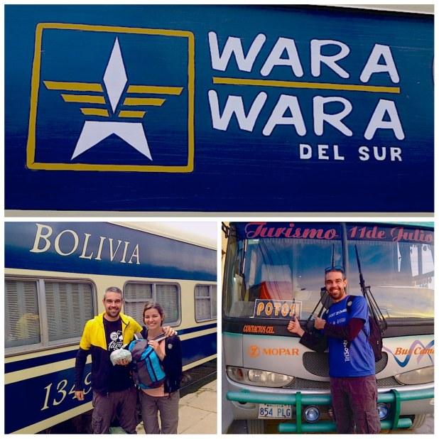 Transporte Bolivia