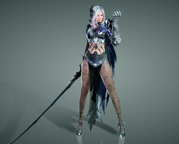 Black Desert Online - Dark Knight 3