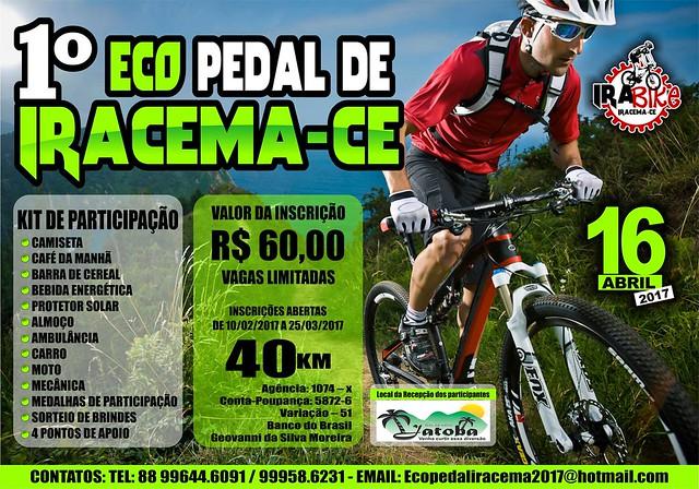 Ecopedal Iracema