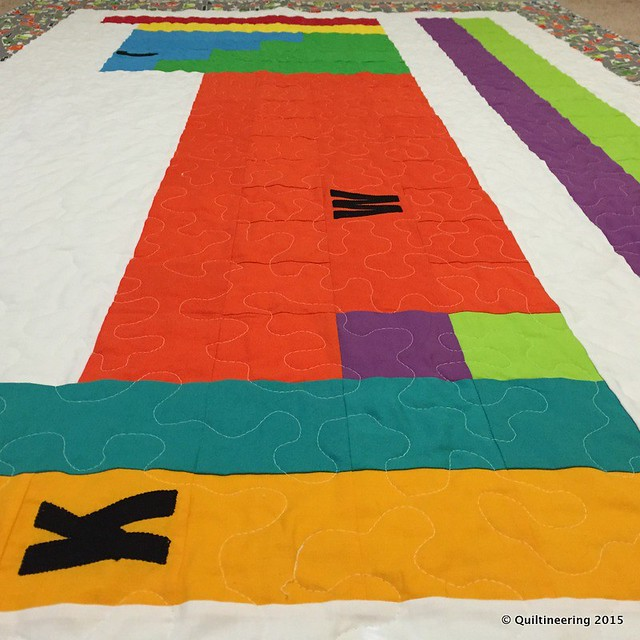 A personalized periodic table quilt quiltineering periodic table quilt urtaz Image collections