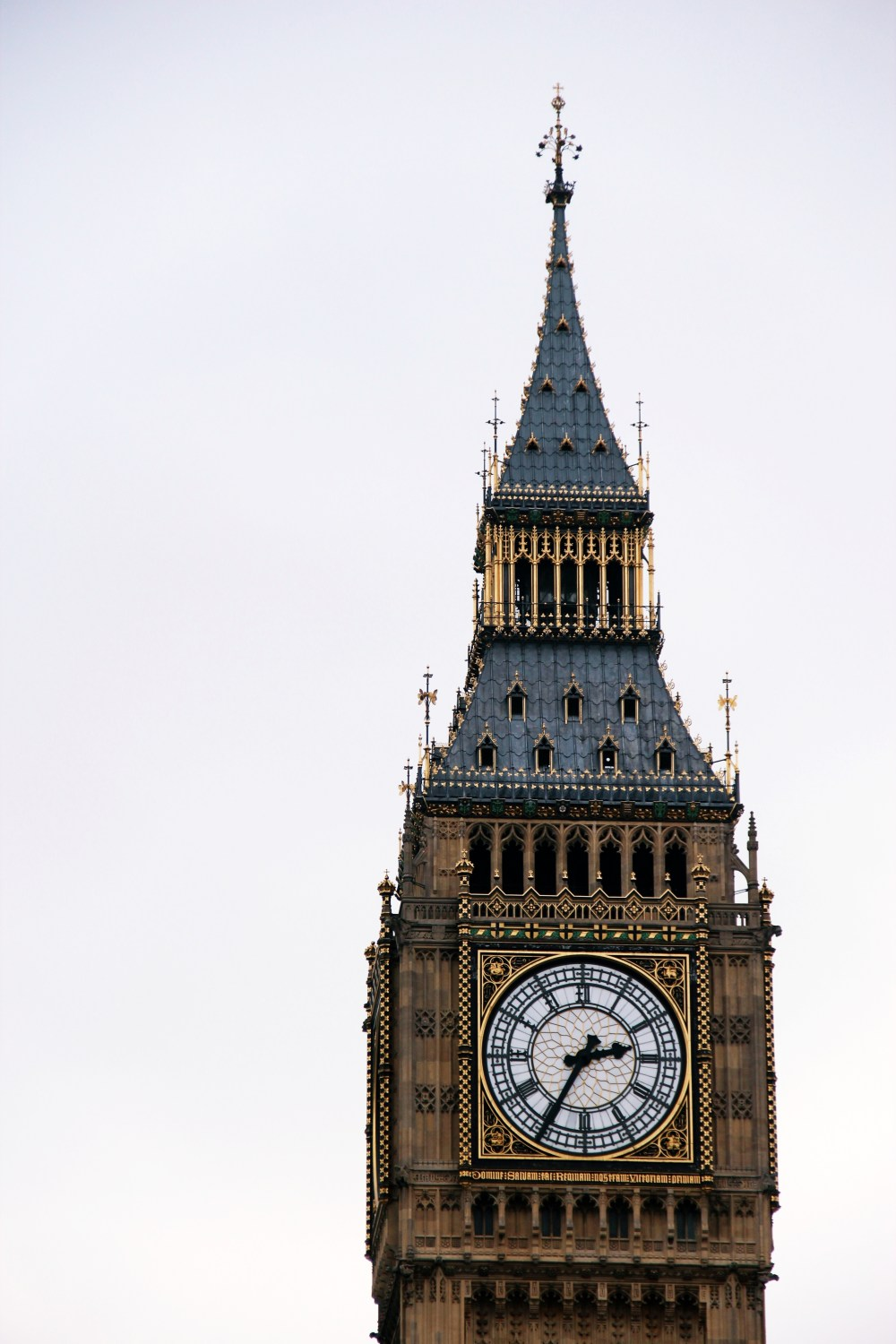 8 Dec 2016: Big Ben | London, England