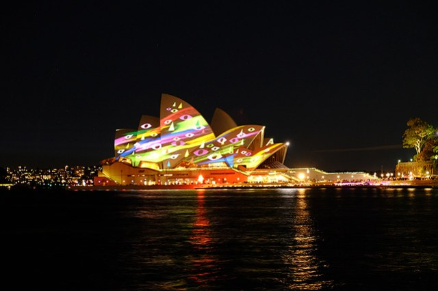 Vivid Sydney Original