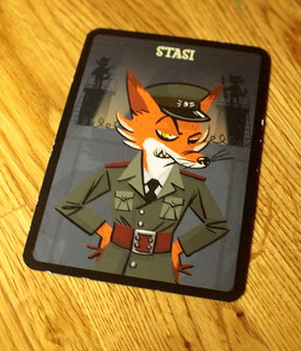 The Stasi Fox