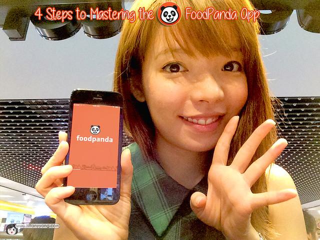 FoodPanda App Guide Tiffany Yong