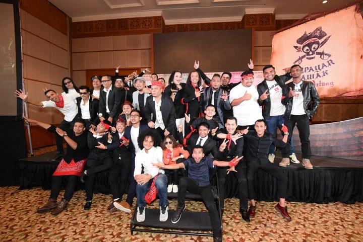 Senarai Nama Penuh Peserta Maharaja Lawak Mega (MLM) 2017
