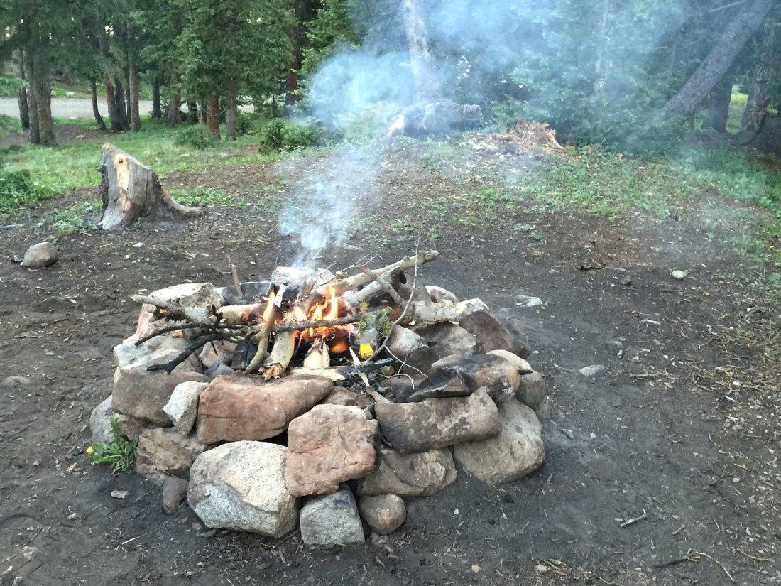 Molas Lake Campground 3