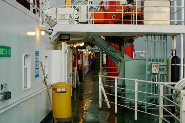Calmac Ferry to Isle of Mull