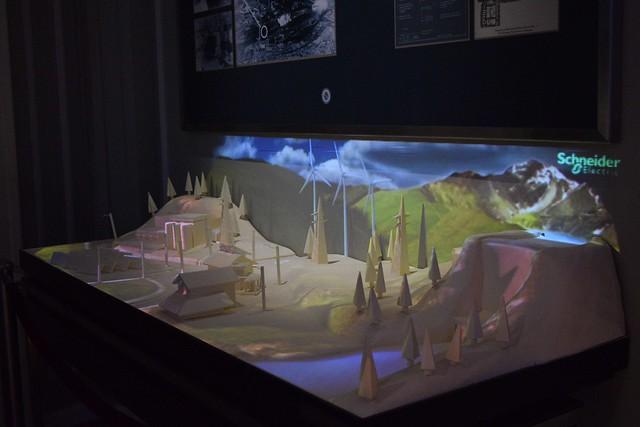 Model of Colorado Springs Facility