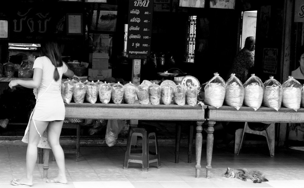 Thaïlande - Ayutthaya - 113 - Rues d'Ayutthaya