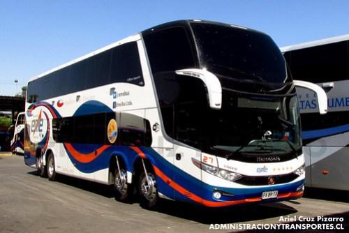 Eme Bus - Santiago - Marcopolo Paradiso 1800 DD / Volvo (FXBR73)