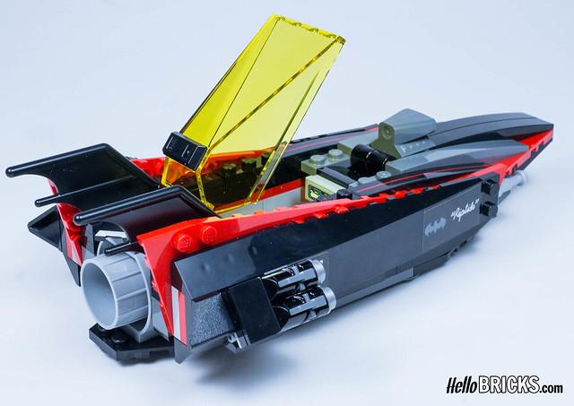 Lego 70909 - The Lego Batman Movie - Batcave Break-in