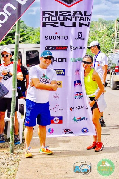 With Majo of RMR Team