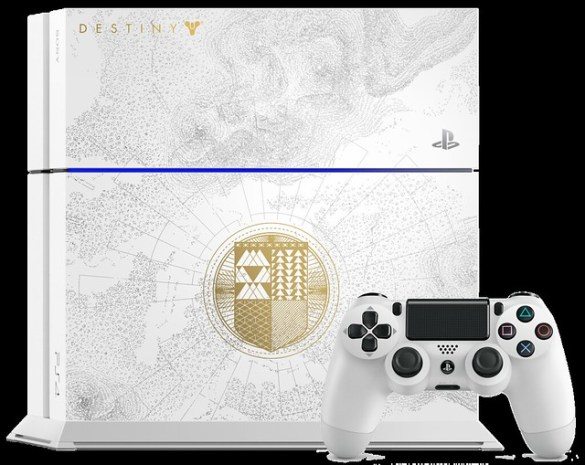 Limited Edition Destiny: The Taken King PS4 Bundle Out This September