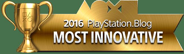Most Innovative - Gold