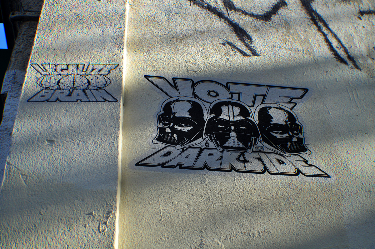 LEGALIZE BRAIN VOTE DARKSIDE