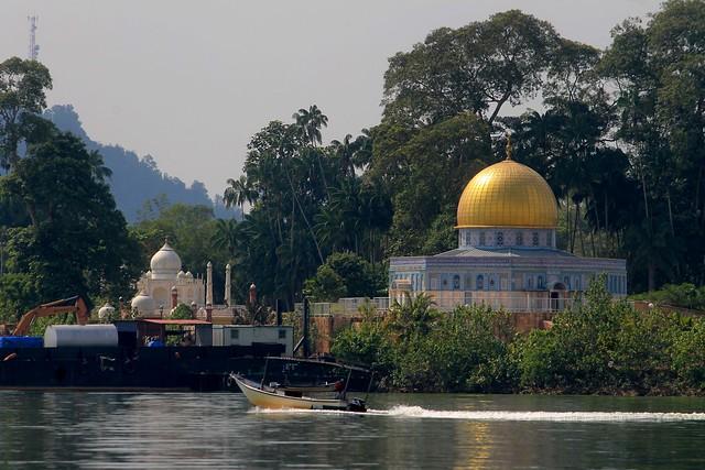 Taman Tamadun Islam (Islamic Civilisation Park)