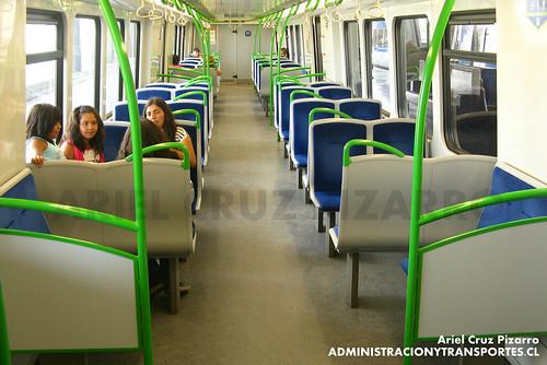 Metro Valparaíso - Puerto - Alstom Xtrapolis 100 XT17