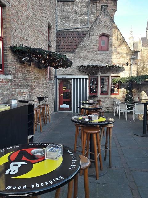 Dove bere birra a Bruges
