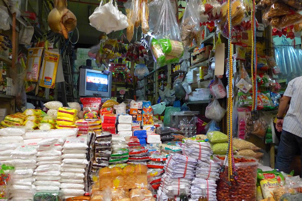 Thaïlande - Ayutthaya - 181 - Hua Raw Market