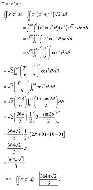 Stewart-Calculus-7e-Solutions-Chapter-16.7-Vector-Calculus-13E-4