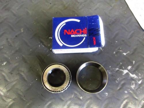 Cycle Works Supplied Steering Stem Bearing