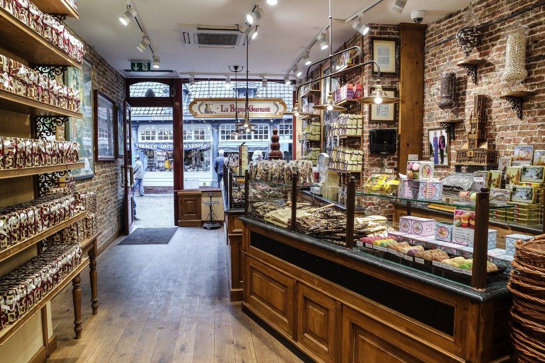 Cioccolateria Bruges