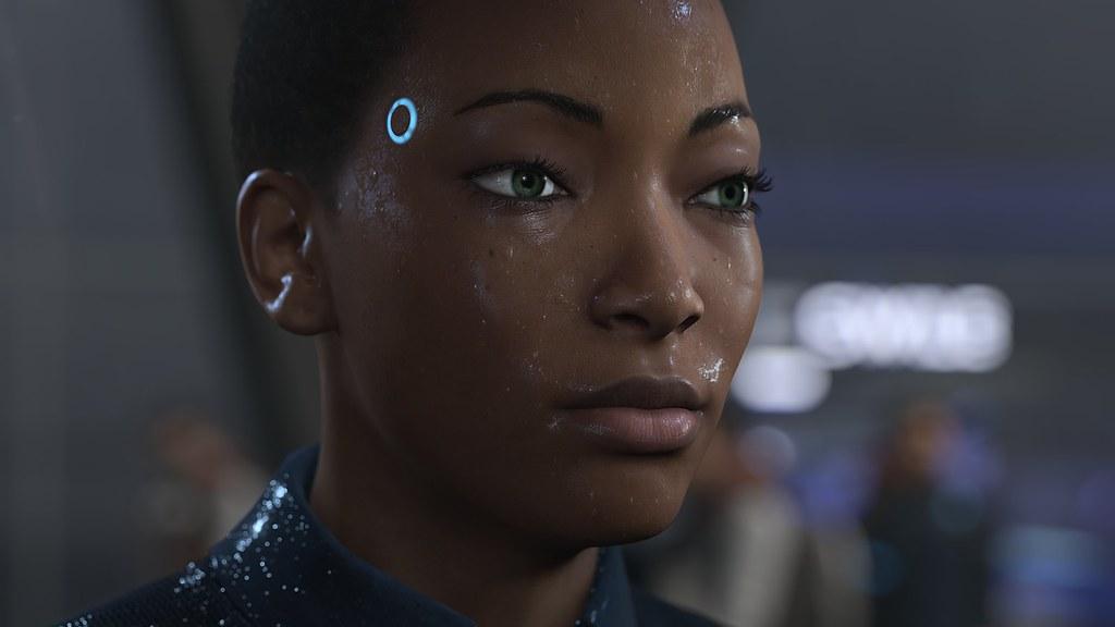 Quantic Dream Announced Detroit: Become Human 9