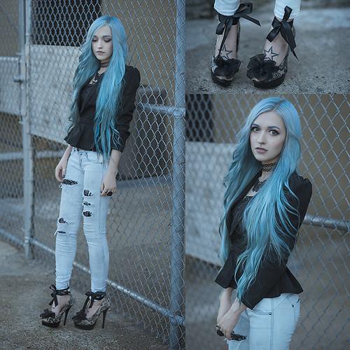 Anya Anti from Lookbook