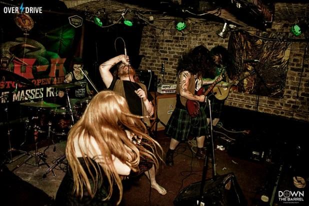 Metal 2 The Masses Ireland 2017 - Heat 1