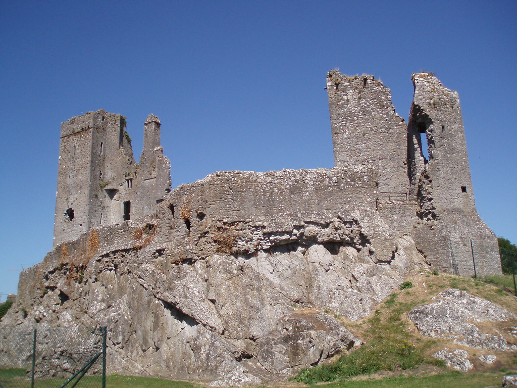 Askeaton Castle The Remains Of Askeaton Castle Local